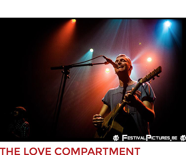 The Love Compartment Concerts