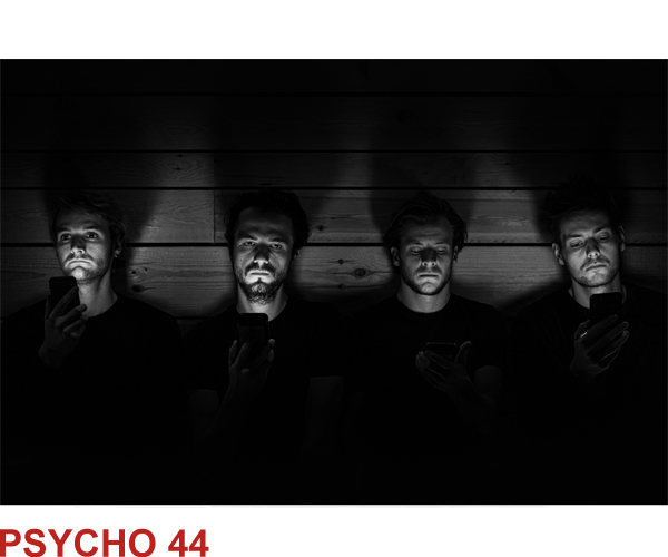 PSYCHO 44 Concerts