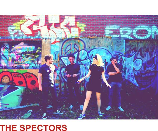 The Spectors Concerts